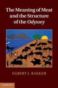 The Meaning of Meat and the Structure of the Odyssey book cover photo