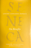 Lucius Annaeus Seneca: On Benefits book cover photo