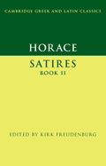 Horace: Satires Book II book cover photo