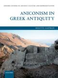 Aniconism in ancient Greece book cover photo