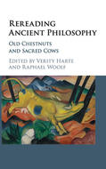 Rereading Ancient Philosophy: Old Chestnuts and Sacred Cows book cover photo