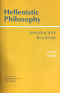Hellenistic Philosophy: Introductory Readings book cover photo