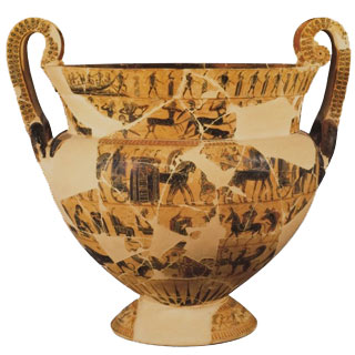 Photo of Greek pot