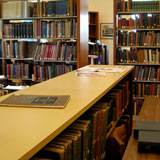 Classics library photo.