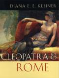 Cleopatra & Rome book cover photo