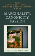 Marginality, Canonicity, Passion book cover photo
