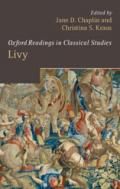 Livy: Oxford Readings in Classical Studies book cover photo