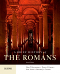 A Brief History of the Romans book cover photo