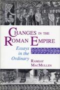 Changes in the Roman Empire book cover photo